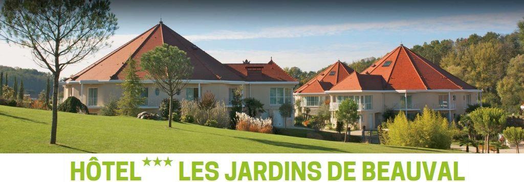 for Hotel jardin de beauval