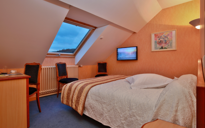Chambre individuelle confort